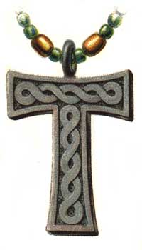 lucky charms tau cross
